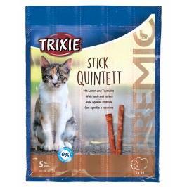 Pamlsek pro kočky Trixie Premio Quadro jehně 4*5g