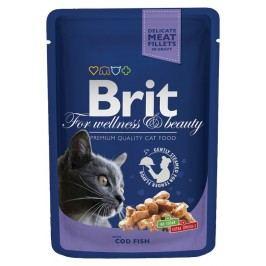 BRIT Premium Cat Cod Fish 100g