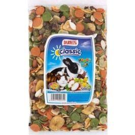 Darwin´s CLASSIC pro morčata a králíky Happy mix 500g