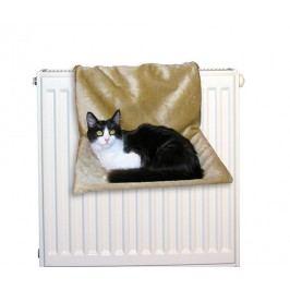 Cat-Gato Odpočívadlo na topení béžové,hnědé