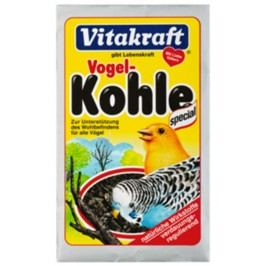 Vitakraft Uhlí pro ptactvo - Vogel Kohle 10g