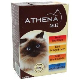 Kapsička Athena Jelly Multipack 12x100g