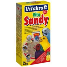Písek vitakraft sandy bio sand 2kg
