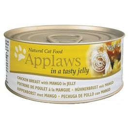 Konzerva Applaws Cat kuře & mango v želé 70g