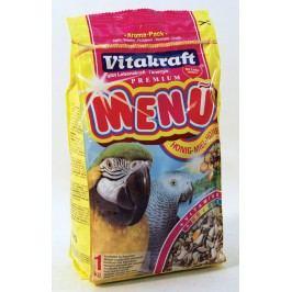 Menu vitakraft vital velký papoušek 1kg