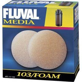 Náplň molitan FLUVAL 103 2ks