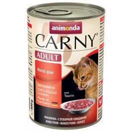 Konzerva ANIMONDA Carny Adult hovězí 400g