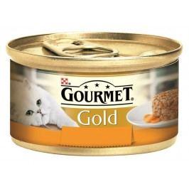 GOURMET Gold Savoury Cake KK 24*85g S kuřetem a mrkví