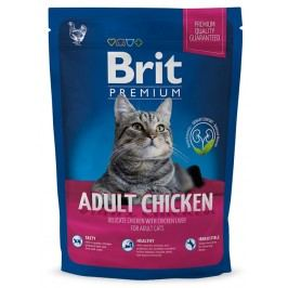 Brit Premium Cat Adult Chicken 300 g