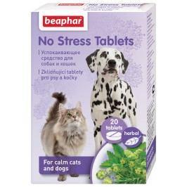 Tablety pro psy a kočky Beaphar No Stress 20 tablet