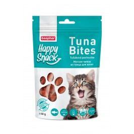 Beaphar Pochoutka Happy Snack Cat tuňáková pochoutka 40g