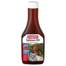 Lososový olej beaphar salmon oil 430 ml