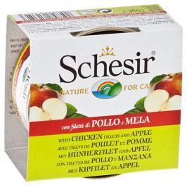 Konzerva SCHESIR Fruit kuřecí+jablko 75g