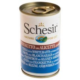 Konzerva SCHESIR tuňák+sleď 140g