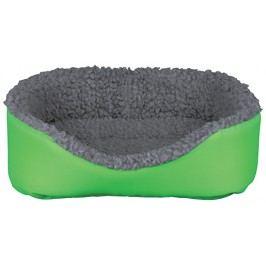 Pelíšek TRIXIE pro králíky šedo-zelený 35 cm