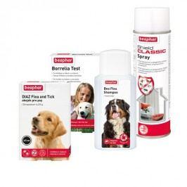 Antiparazitní balíček pro psy beapahar diaz