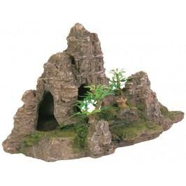 Dekorace TRIXIE skalnatý útvar s jeskyní
