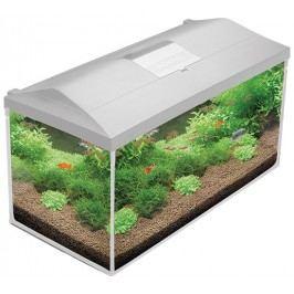 Akvárium set AQUAEL LEDDY PLUS LED 80 bílé