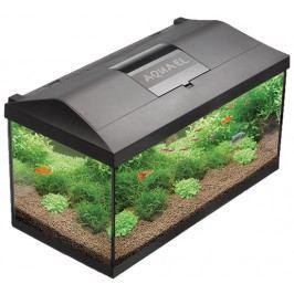Akvárium set AQUAELLEDDY PLUS LED 60 černé 54l