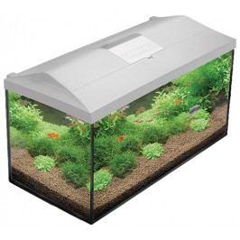 Akvárium set AQUAEL LEDDY 80 bílé 105l