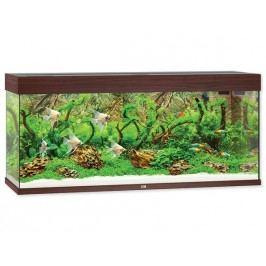 Akvárium set Juwel Rio LED 240 tmavě hnědé 240l