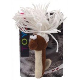 Hračka Magic Cat červík bavlněná plyš 13,75cm