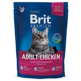 BRIT Premium Cat Adult Chicken 1,5kg
