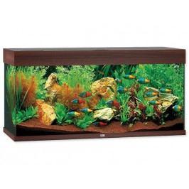 Akvárium set Juwel Rio LED 180 tmavě hnědé
