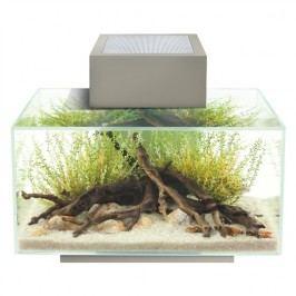 Akvárium set Fluval Edge LED Pewter 23l