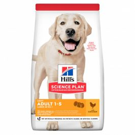 Hill´s Science Plan Canine Adult Light Large Breed Chicken 14kg