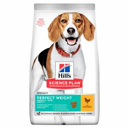 Hill´s Science Plan Canine Adult Perfect Weight Medium Chicken 12kg