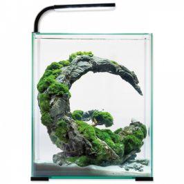 Akvárium Aquael Shrimp Smart Day & Night 30l černé