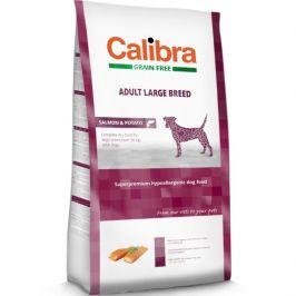 Calibra Grain Free Adult Large Breed Salmon 12kg