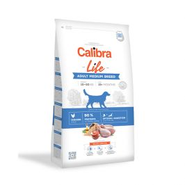 Calibra Life Adult Medium Breed Chicken 12kg
