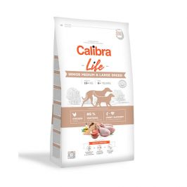 Calibra Life Senior Medium & Large Chicken 12kg