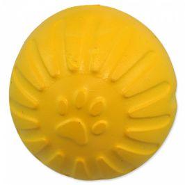 Hračka Dog Fantasy EVA míček žlutý 7cm