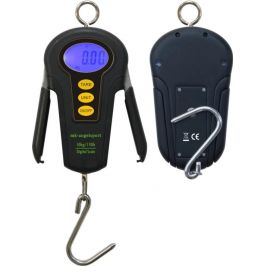 MK Angelsport Digitální váha Digital Waage mit Griff Digital Scale 50kg