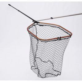 Savage Gear Podběrák Pro Tele Folding Net Rubber X-Large Mesh L