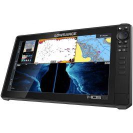 Lowrance Echolot HDS LIVE 16 se sondou Active Imaging 3v1 + baterie + nabíječka ZDARMA