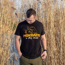 Mikbaits Tričko černé