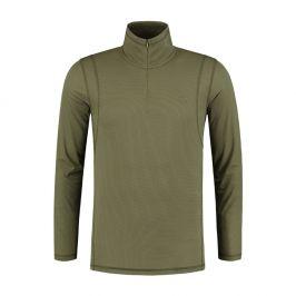 Korda Triko Kool Quick Dry Long Sleeve Zip Neck