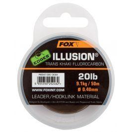 Fox Šokový vlasec Edges Illusion 50m