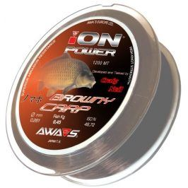Awa-S Vlasec Ion Power Browny Carp 1200m