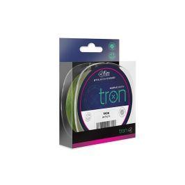Fin Šňůra Tron zelená