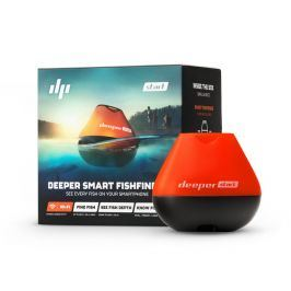 Deeper Start Fishfinder nahazovací sonar Wifi