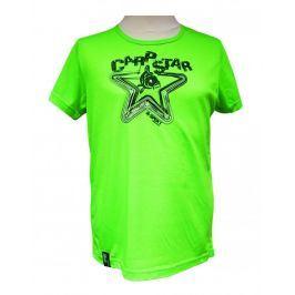 R-Spekt Dětské tričko Carp Star fluo green