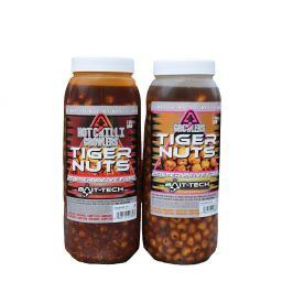 Bait-Tech Tygří ořech Hot Chilli Growlers Tiger Nuts Jar 2,5L