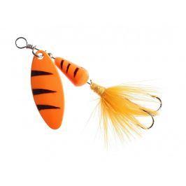 Balzer Rotační třpytka Colonel Fuzzy Orange Tiger