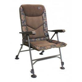 Zfish Křeslo Deluxe Camo Chair
