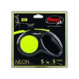 Vodítko FLEXI Classic New Neon páska S